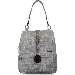 Torby i plecaki: 86-4Y-502-8 Plecak damski