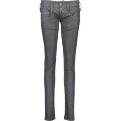 """Spodnie z wysokim stanem: Dżinsy """"Pitch"""" - Slim fit - w kolorze antracytowym"""