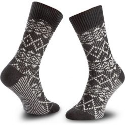 Skarpety Wysokie Męskie TOMMY HILFIGER - 432019001 r.39/42 Anthracite Melange 030. Czerwone skarpetki męskie marki Happy Socks, z bawełny. Za 39,99 zł.