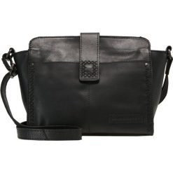 Spikes & Sparrow CROSS OVER Torba na ramię black. Czarne torebki klasyczne damskie Spikes & Sparrow. Za 499,00 zł.
