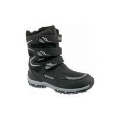 Buty Dziecko Kappa  Great Tex K  260558K-1115. Niebieskie buty trekkingowe chłopięce marki CMP, z materiału. Za 139,99 zł.