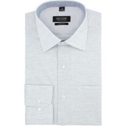 Koszula bexley 2745 długi rękaw slim fit szary. Szare koszule męskie slim marki Recman, na lato, l, w kratkę, button down, z krótkim rękawem. Za 149,00 zł.