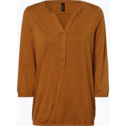 Soyaconcept® - Koszulka damska – Felicity, żółty. Żółte t-shirty damskie marki Mohito, l, z dzianiny. Za 59,95 zł.