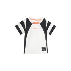 T-shirty z krótkim rękawem Dziecko  adidas  Koszulka EQT. Białe t-shirty chłopięce z krótkim rękawem Adidas. Za 79,95 zł.