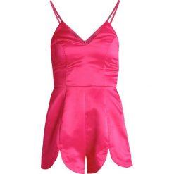 Kombinezony damskie: Missguided Kombinezon hot pink