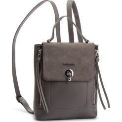 Plecak MONNARI - BAG2570-019 Grey. Szare plecaki damskie Monnari, ze skóry ekologicznej. W wyprzedaży za 209,00 zł.