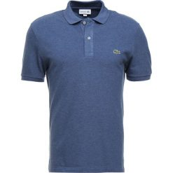 Lacoste SHORTSLEEVE SLIM FIT Koszulka polo croisiere. Szare koszulki polo marki Lacoste, z bawełny. Za 379,00 zł.