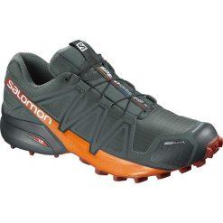 Buty trekkingowe męskie: Salomon Buty męskie Speedcross 4 CS Urban Chic/Red Ochre r. 46 (404661)