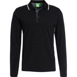 Koszulki polo: BOSS ATHLEISURE PLISOS Koszulka polo black