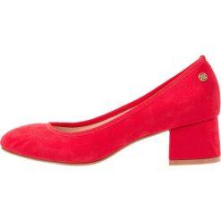 Buty ślubne damskie: XTI Czółenka rojo