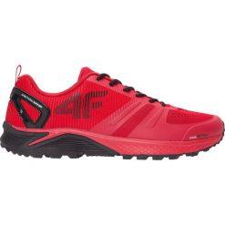 Buty skate męskie: Buty sportowe męskie OBMS301 - czerwony
