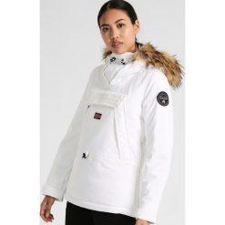 Odzież damska: Napapijri SKIDOO Kurtka narciarska bright white