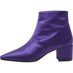 Botki damskie lity: Gardenia GAWANI Ankle boot purple