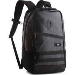 Plecak VANS - Divulge Backpac VN0A3HOOLWM Midnight Black. Czarne plecaki męskie Vans, z materiału. W wyprzedaży za 179,00 zł.