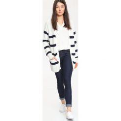 Swetry damskie: KARDIGAN DŁUGI RĘKAW DAMSKI KLASYCZNY