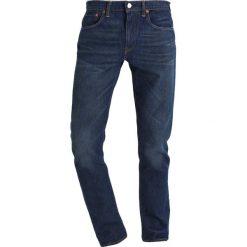 Levi's® 512 SLIM TAPER FIT Jeansy Zwężane the run. Niebieskie jeansy męskie relaxed fit marki Levi's®. Za 369,00 zł.