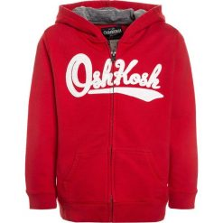 Bluzy chłopięce: OshKosh ZIP HOODIE Bluza rozpinana red