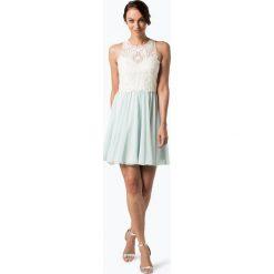 Marie Lund - Damska sukienka wieczorowa, zielony. Niebieskie sukienki koktajlowe marki Marie Lund, z szyfonu. Za 349,95 zł.