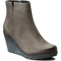 Botki SERGIO BARDI - Asti FW127254317AG 409. Szare buty zimowe damskie Sergio Bardi, z nubiku. W wyprzedaży za 229,00 zł.