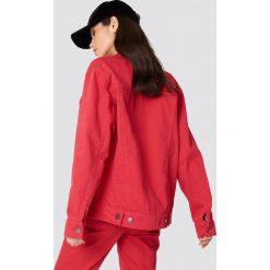 Cheap Monday Kurtka Cred - Red. Czerwone kurtki damskie marki Cheap Monday. W wyprzedaży za 202,48 zł.