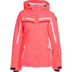 Icepeak NELLIS Kurtka snowboardowa hot pink. Czerwone kurtki sportowe damskie marki Icepeak, z materiału. W wyprzedaży za 439,20 zł.