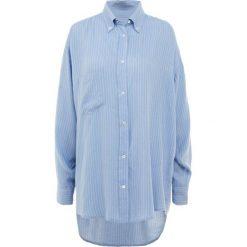 Iro Koszula blue. Niebieskie koszule wiązane damskie Iro, z materiału. Za 819,00 zł.
