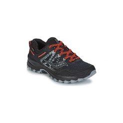 Buty do biegania Saucony  EXCURSION TR12 GORETEX. Czarne buty do biegania damskie Saucony, z gore-texu. Za 479,00 zł.