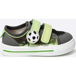 Befado - Tenisówki dziecięce. Szare buty sportowe chłopięce marki Befado, z materiału. W wyprzedaży za 39,90 zł.