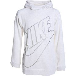 Nike Performance MODERN HOODIE  Bluza z kapturem light bone/heather. Brązowe bluzy dziewczęce rozpinane marki Nike Performance, z bawełny, z kapturem. W wyprzedaży za 153,30 zł.