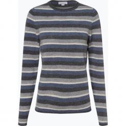 Brookshire - Sweter damski, szary. Czarne swetry klasyczne damskie marki brookshire, m, w paski, z dżerseju. Za 229,95 zł.