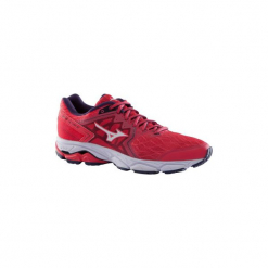 Buty do biegania WAVE ULTIMA damskie. Czerwone buty do biegania damskie marki Mizuno. Za 379,99 zł.