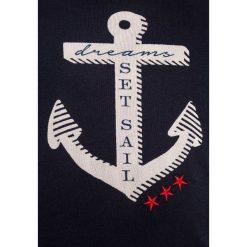 Polo Ralph Lauren GRAPHIC  Tshirt z nadrukiem hunter navy. Niebieskie t-shirty chłopięce z nadrukiem Polo Ralph Lauren, z bawełny. Za 129,00 zł.
