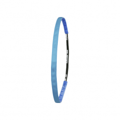 Ivybands Opaska do włosów neon blue super thin. Niebieskie ozdoby do włosów IvyBands. Za 24,14 zł.