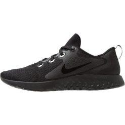 Nike Performance LEGEND REACT Obuwie do biegania treningowe black. Czarne buty do biegania damskie marki Nike Performance, z materiału. Za 419,00 zł.