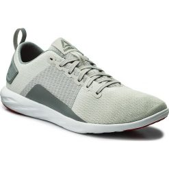 Buty Reebok - Astroride Walk CN1026 Grey/Red/White. Szare buty fitness męskie Reebok, z materiału. W wyprzedaży za 199,00 zł.