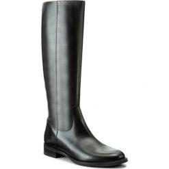 Oficerki GINO ROSSI - Nevia DKH589-G12-E100-9900-F 99. Szare buty zimowe damskie marki Gino Rossi, z gumy. W wyprzedaży za 369,00 zł.