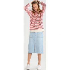 Bluzy rozpinane damskie: Mads Nørgaard TROYA Bluza z kapturem ecru red