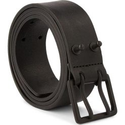 Pasek Męski CALVIN KLEIN - Explor3R Belt K50K502483 90 001. Czarne paski męskie marki Calvin Klein, w paski, ze skóry. W wyprzedaży za 199,00 zł.