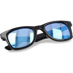 Okulary przeciwsłoneczne VANS - Janelle Hipster VN000VXLECD Black Gradient. Czarne okulary przeciwsłoneczne damskie Vans. Za 59,00 zł.