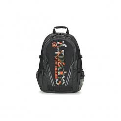 Plecaki Superdry  CAMOLOGO TARP BACKPACK. Szare plecaki damskie marki Superdry, l, z bawełny, proste. Za 349,00 zł.