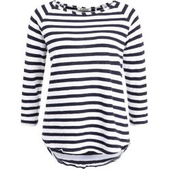 Swetry klasyczne damskie: Rich & Royal HEAVY STRIPE Sweter midnight blue