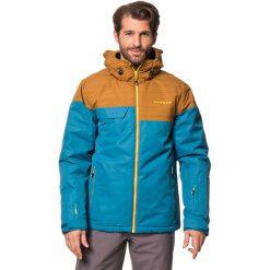 """Kurtka narciarska """"Requisite II"""" w kolorze morsko-brązowym. Brązowe kurtki męskie marki Dare 2b, m. W wyprzedaży za 300,95 zł."""