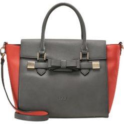 LYDC London Torba na zakupy dark grey. Szare torebki klasyczne damskie LYDC London. W wyprzedaży za 194,35 zł.