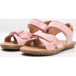 Naturino SUN Sandały rosa. Czerwone sandały chłopięce Naturino, z materiału. Za 339,00 zł.