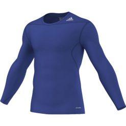 Adidas Koszulka TF Base LS niebieski r. XL (G90142). Niebieskie koszulki sportowe męskie Adidas, m. Za 104,75 zł.