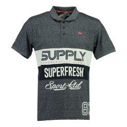 """T-shirty chłopięce z krótkim rękawem: Koszulka polo """"Karchie"""" w kolorze szarym"""