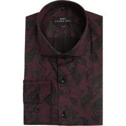 Koszula SIMONE Slim KDAS000054. Czerwone koszule męskie slim marki Cropp, l. Za 259,00 zł.
