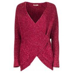 Swetry damskie: Timeout Sweter Damski S, Czerwony