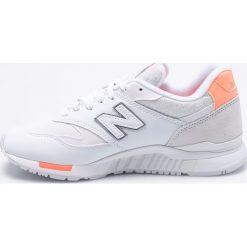 New Balance - Buty WL840WF. Szare buty sportowe damskie New Balance, z gumy. W wyprzedaży za 299,90 zł.