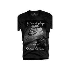 T-shirt UNDERWORLD Ring spun cotton Friendship. Szare t-shirty męskie z nadrukiem marki Underworld, m, z bawełny. Za 59,99 zł.